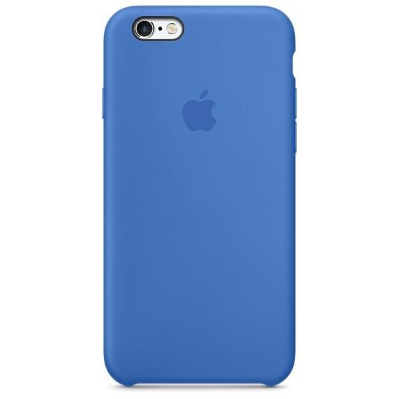 Apple iPhone SE   5S   5 silikónové puzdro - tmavomodré (Silicone Case) 7d3af4b52f6