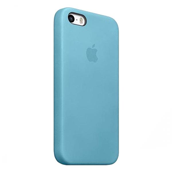 Apple iPhone SE 5S 5 silikónové puzdro - svetlomodré 1 - Milujeme ... 3d4f3e3eeda